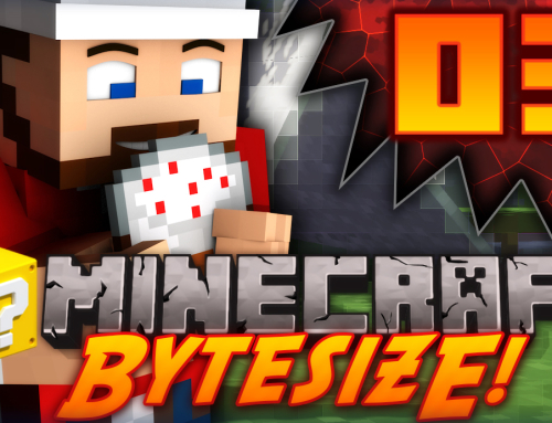 Minecraft | Bytesize Modded Lucky Blocks Survival  #03