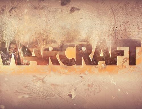 World of Warcraft Text Wallpaper